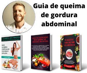 Guia de queima de gordura abdominal pdf do Nutricionista Marco baggio, veja a verdade