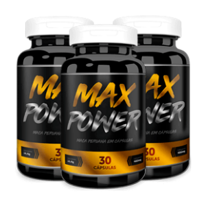 Max power estimulante