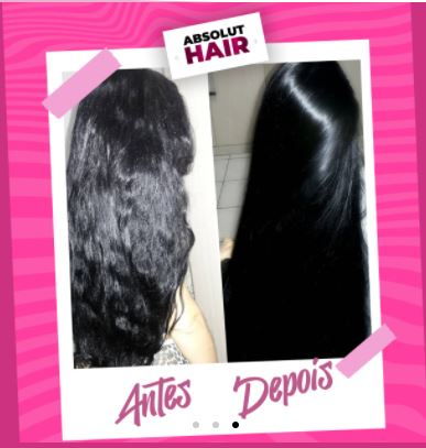 Absolut Hair Depoimentos