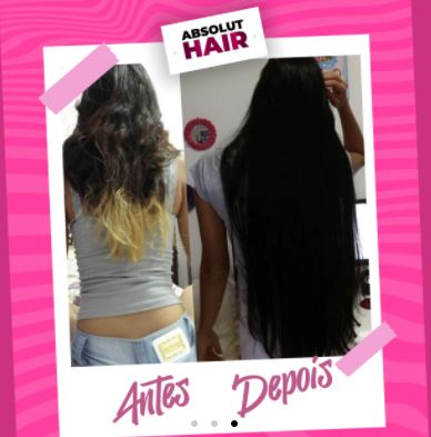 Depoimentos Hair